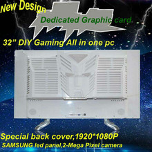 All-In-One Type and Dedicated Card Graphics Card Type DIY all in one pc,gaming pc without wholesale computer parts