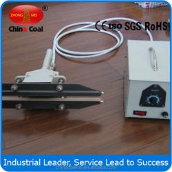 electric Clamp heat Sealer for hot sale