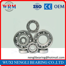 WRM Brand Name and Deep Groove,Deep Groove Structure Made in China Ball Bearing