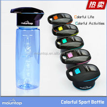 nike free run Laken cooperation 2015 Family Hiking outside usage tritan plastic UV light bottle