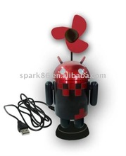 mini USB flexiable desk fan can be also promotional gift