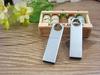 Promotional gift USB,customize metal slim usb flash disk