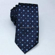 Good quality cheap wholesale fashion woven silk tie for men