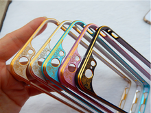 Newest High-quality Metal Aluminium Alloy Bumper Case For iPhone 4 4s