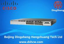 Cisco switch 3750 series poe-24 port WS-C3750X-24P-S Cisco switch poe 10/100/1000