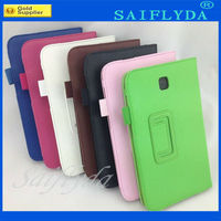 Leather case cover for samsung galaxy note 8.0 factory price