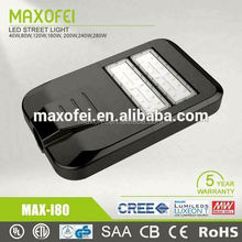 Wholesale flip chip newest design led street light 120w import from China