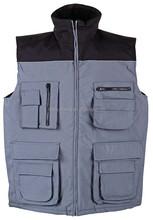 multi pocket vest body warmer vest with id pocket