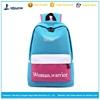 Fashion school bag bookbag school school bag canvas backapck
