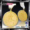 Promotion cheap metal winter sports medals