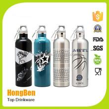 Hot sall stainless steel water bottle wine flask holder