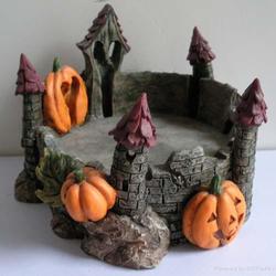 Resin Crafts,craft resin pumpkins 2014 hot selling