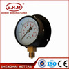Air compressor pressure gauge bar