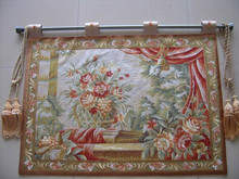 Aubusson tapestry/Flipped/Hanging tapestry/Hang picture/Hang photo