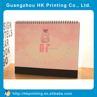 Factory price 2016 daily desk calendar printing hijri and gregorian calendar