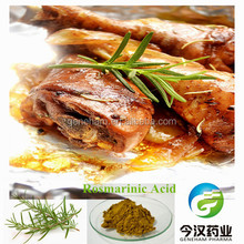 Natural Antioxidant Rosemary Extract Rosmarinic Acid Ingredients Food Preservative