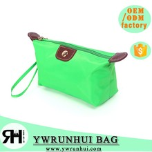 wholesale cheap Waterproof Nylon small Cosmetic Bags 9 colors!