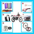 Motos de motocross crf450 aluminio/de acero piezas de repuesto( de la rueda, la rueda dentada, freno de disco)