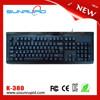 Cheap Slim Laser Gaming Computer Keyboard for Desktop and Laptop