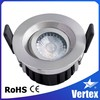8W dimmable 5-100% led light fixtures residential IP44 Fixed