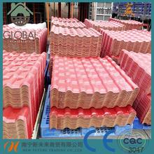 Flame-retardant corrugated pvc roofing sheet with high quality