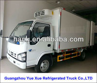 2013 Newest ISUZU Refrigerated Truck/freezer van truck