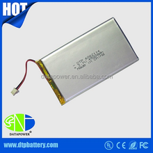 lithium ion battery technology lithium ion lithium polymer 1040180 3.7V 6000mah