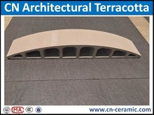 CN Terracotta Shaped Panels for Liaoning Museum