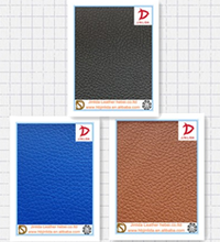 Automotive leather PVC synthetic leather