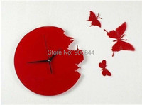 Настенные часы Christmas decoration , DIY 1 Wall Clock