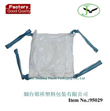 100% polypropylene pp woven sling bag for cement and fertilizer pp sling bag cement