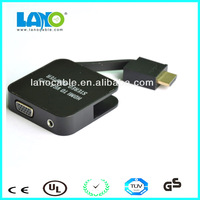 Factory directly supply high quality hdmi to 3rca+vga cable for HD