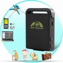 Waterproof free software gps gsm tracker tk102, 900/1800/1900MHz, GPS/GPRS/GSM, software&google link