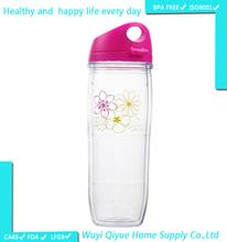 2015 bulk buy from china for import my bottle, 680ml branded joyshaker water bottle, 24oz double wall mason jar tumbler mug