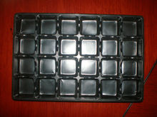 blister packaging for chocolate, plastic PS Chocolate insert tray