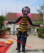 3.5m high china Inflatable Moving Cartoons for sale