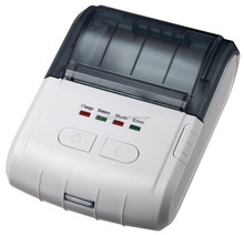 58mm mini portable handled thermal printer with RS232 and bluetooth --HFE-631