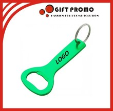 Promotional Gift Cheap Metal Custom Bottle Opener Keychains