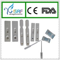 sensitivity specificity one step free easy to use Clearly Read hcg pregnancy rapid test cassette