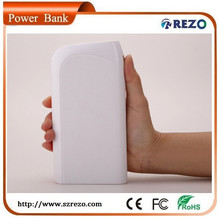 For Mobile Phone / Psp / Ipod / Ipad / Mp3 / Mp4 / Camera 20800mah Portable Power Bank , 18650 Battery Power Bank