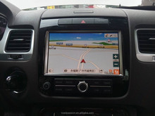 Car Multimedia Interfaces Auto HD 800*480 GPS Navigation with PAS parking system