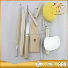 Herramientas de alfarería / artista herramientas de arcilla / de artículos de arte de cerámica herramientas set