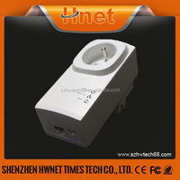 Fashion 200Mbps 500m powerline adapter