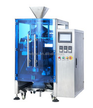 Ce approved green bean vertical form fill seal with weighing pillow gusset vacuum packaging machine