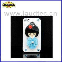 Luxury Pearl Diamond crystal bead Hard Case for Apple iphone 5,Hard Cellphone Case