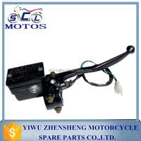 SCL-2013060790 CUSTOM150 motorcycle custom motorcycle brake pump with lever