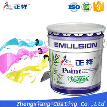 Factory Direct Sale Interior emulsion paint/interior latex paint