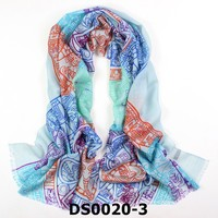 2015New arrival best selling best italian cashmere scarf DS0020-3