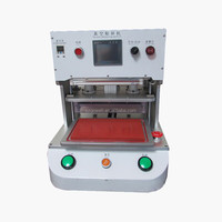 Hot selling White 220v LCD glass laminating machine for repairing mobile phone