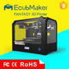 EcubMaker 2015 new model 3d printer price